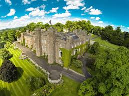 Visit Scone palace and gardens